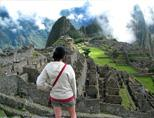 Volunteer at Machu Picchu