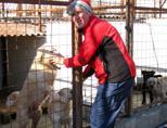 Veterinary intern