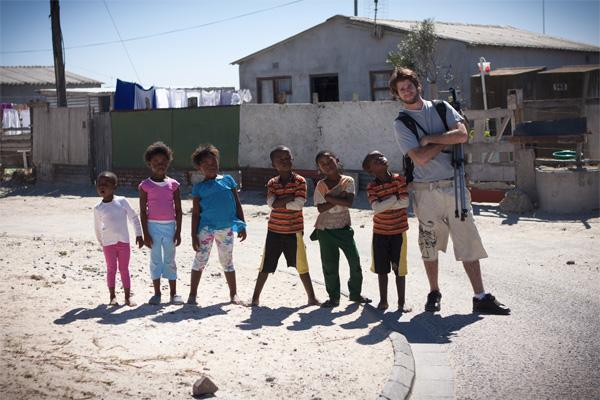 Care volunteering in South Africa