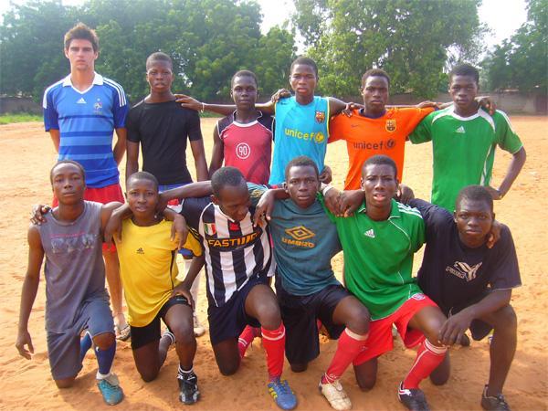 Coaching a Football Team