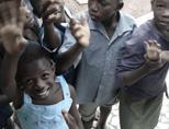 Kids in Togo