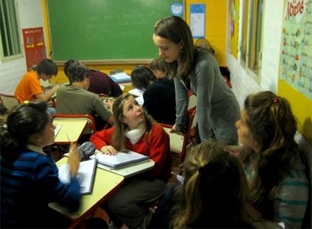 Mission d'enseignement en Argentine