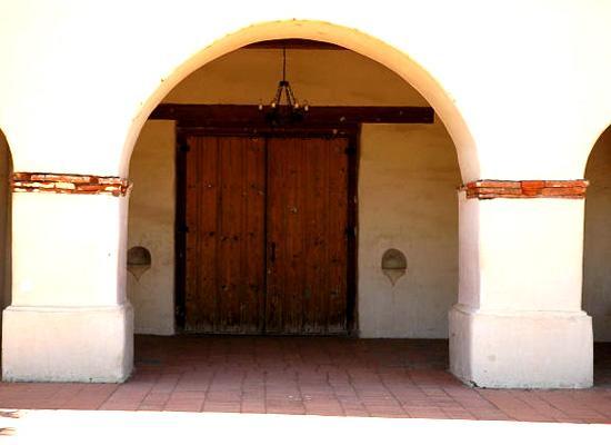 Argentina Mission Door