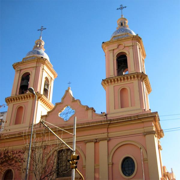Église à Cordoba