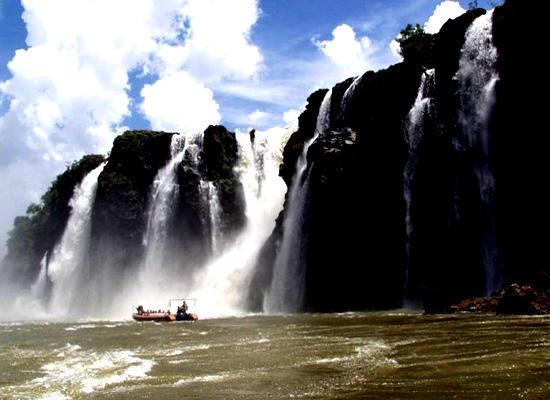 Iguassu Waterfall