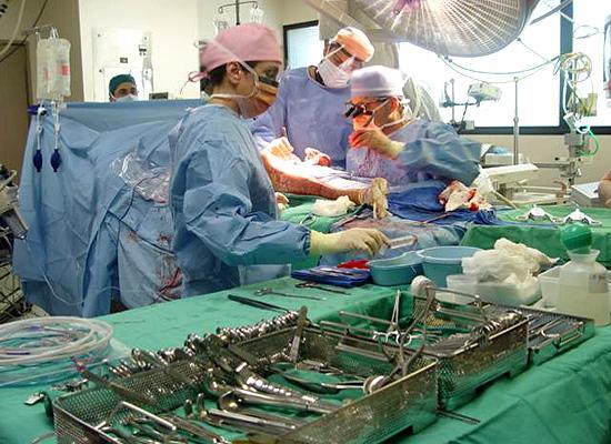 Operating Room Scene