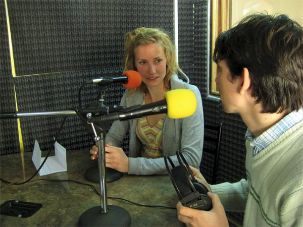 Radio Journalism placement