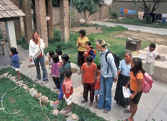 Bolivia children