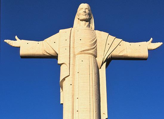 Bolivia Christ