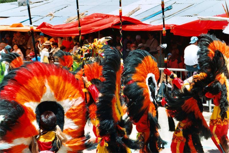 Festival à Cochabamba