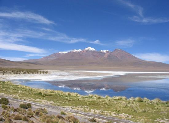 The Altiplano in Bolivia