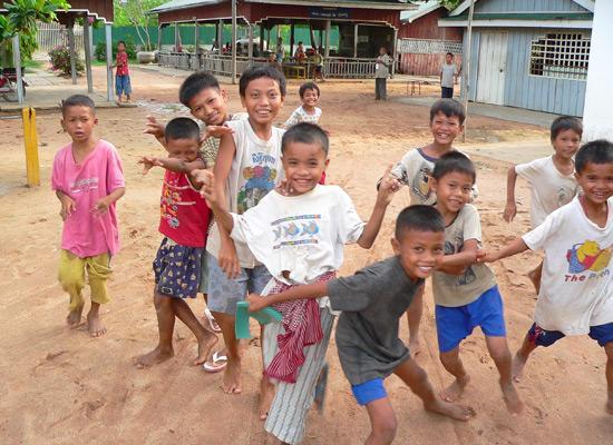 Future light Orphanage kids