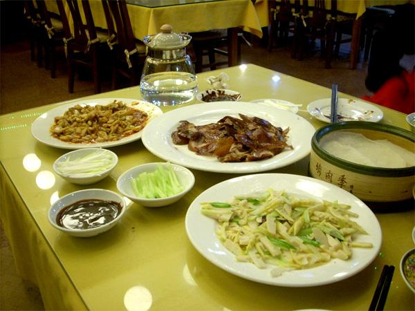 Cuisine locale chinoise