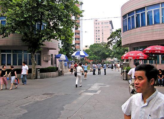 Rui Jin hospital entrance