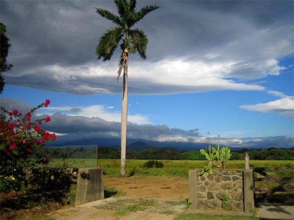 Paysage au Costa Rica