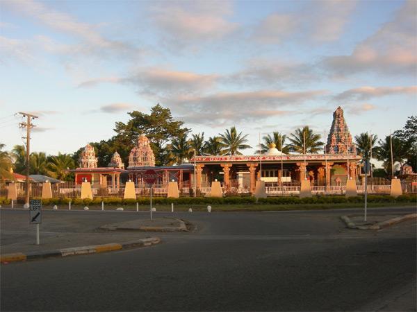 Centre de Nadi, aux Îles Fidji