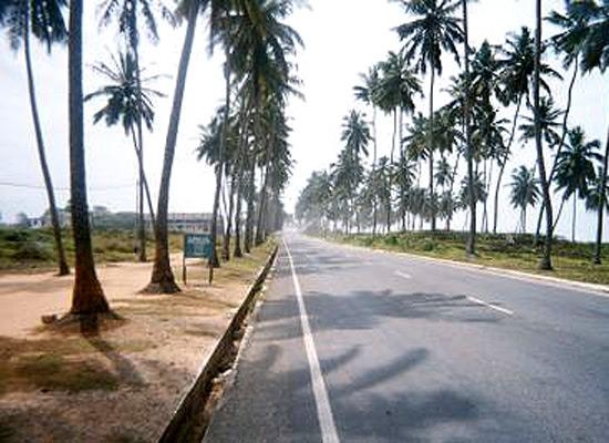 Cape coast road