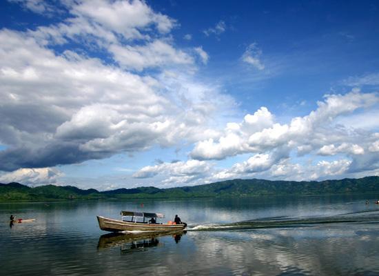 Lake Bosumtwi Kumasi