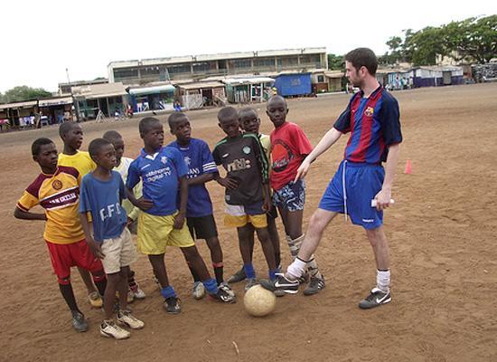 Scott leading football team