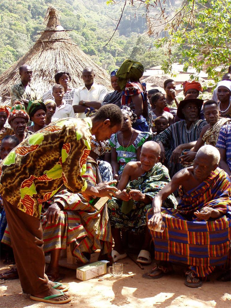 Stagiaire en Droits de la personne à Accra, au Ghana