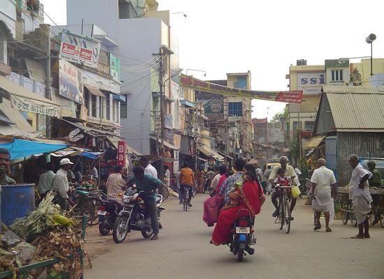 Typical Sivikasi scene