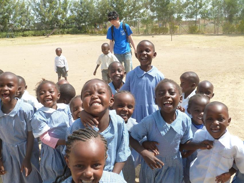 Mission d'enseignement au Kenya