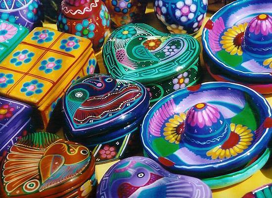 Mexico trinkets