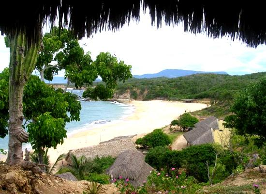 Michoacan coast