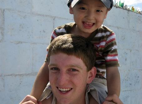Mission humanitaire en Mongolie