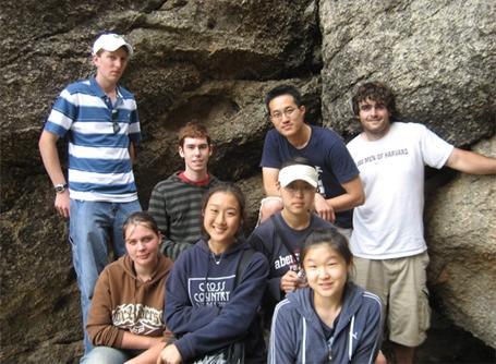 Découverte culturelle, volontaires en groupe en Mongolie