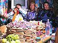 Mongolian wedding food