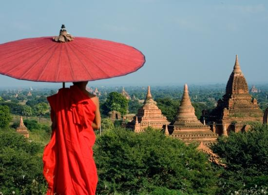 Mission enseignement au Myanmar