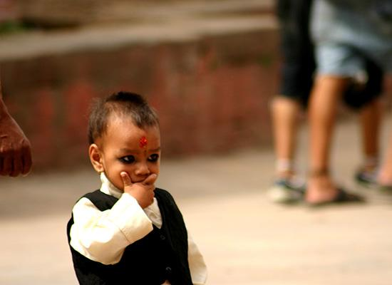 Kathmandu kid