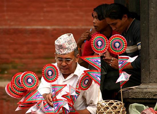 Kathmandu vendor