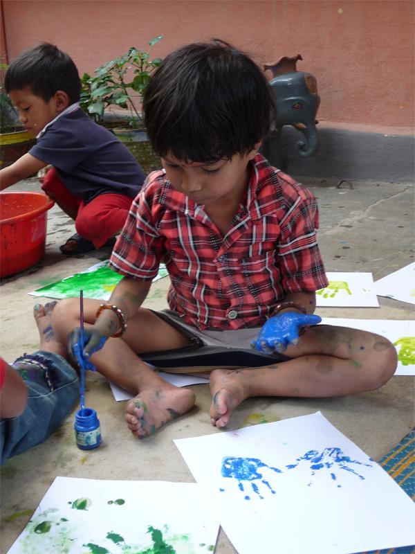 Mission humanitaire au Népal