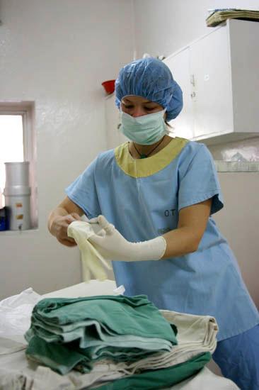 Stagiaire en Médecine au Népal