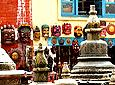 Monkey tempele