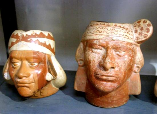Inca artefacts
