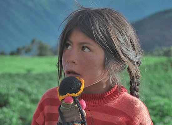 Peru child