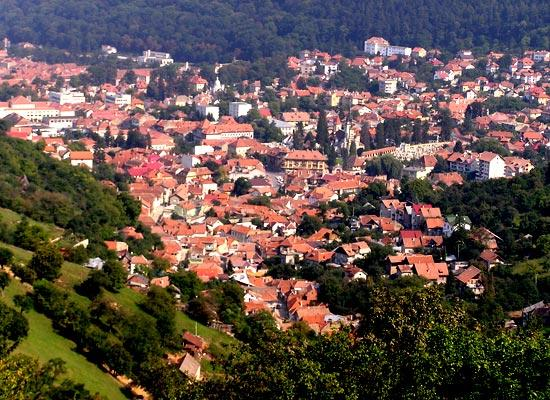 Brasov close up