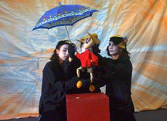 Puppets theatre