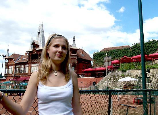 Visiting Brasov