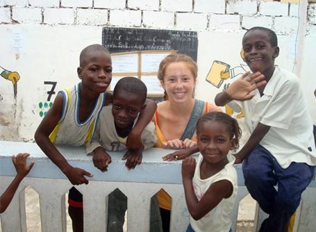 Mission humanitaire au Sénégal
