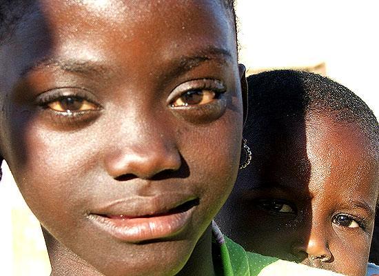 Orphanage kids
