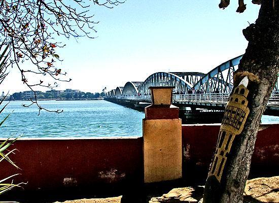 Saint Louis bridge