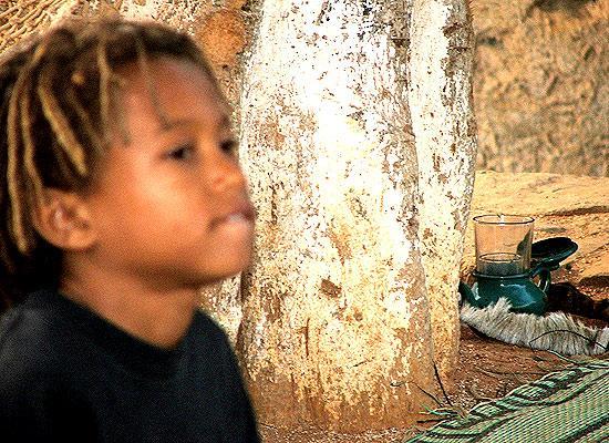 Senegal kid