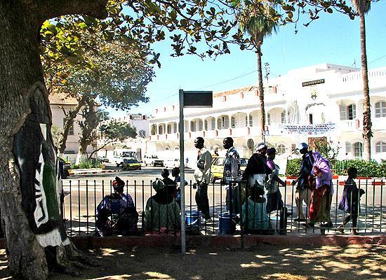 Senegal people