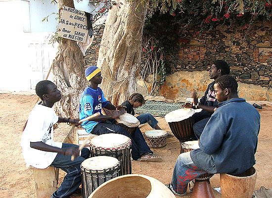 Sengal street singers