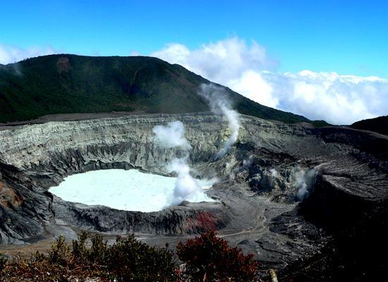 Volcani vent