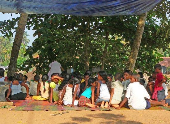 Boosa temple teaching